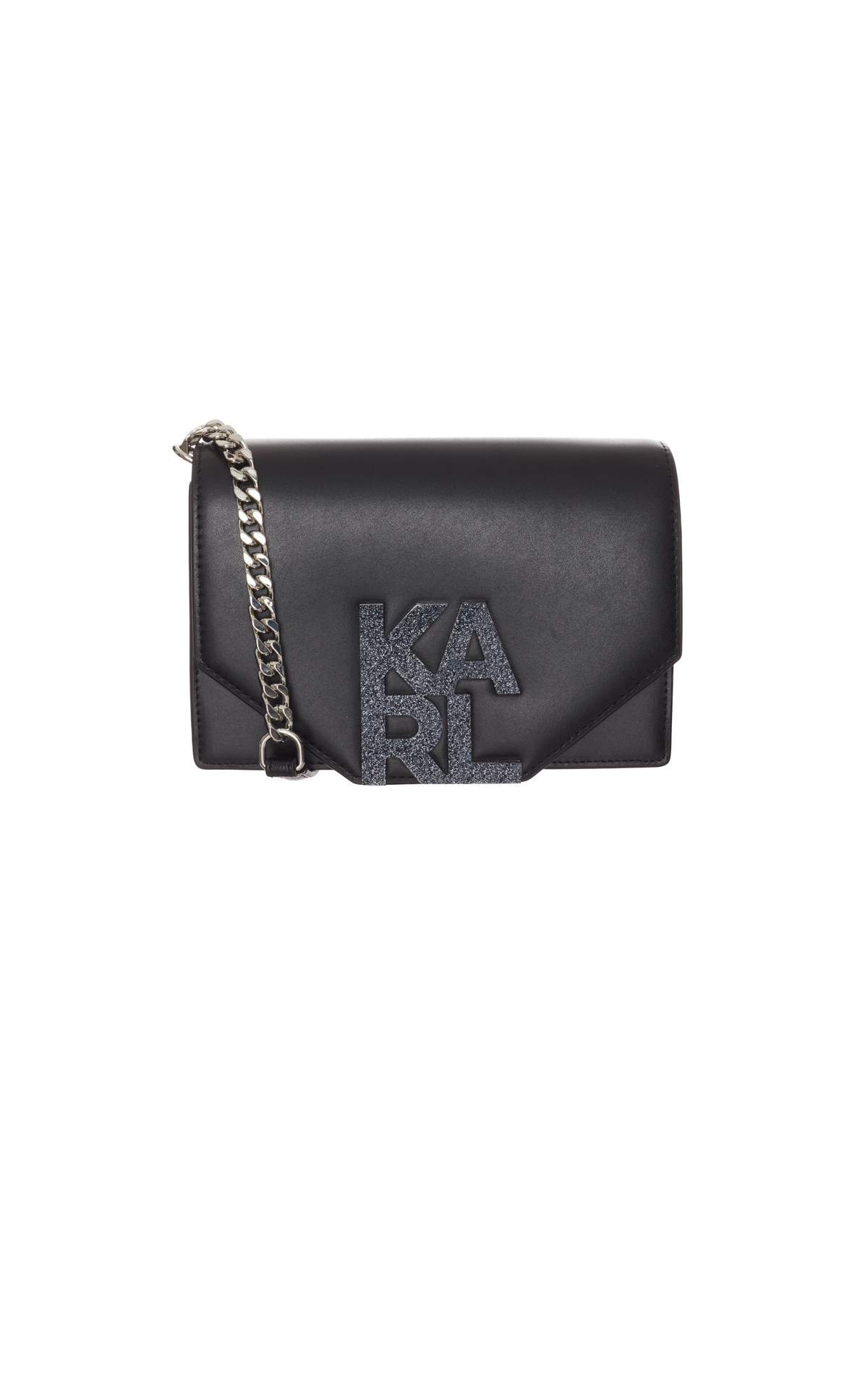 Karl Lagerfeld k/karl logo crossbody at The Bicester Village Shopping Collection