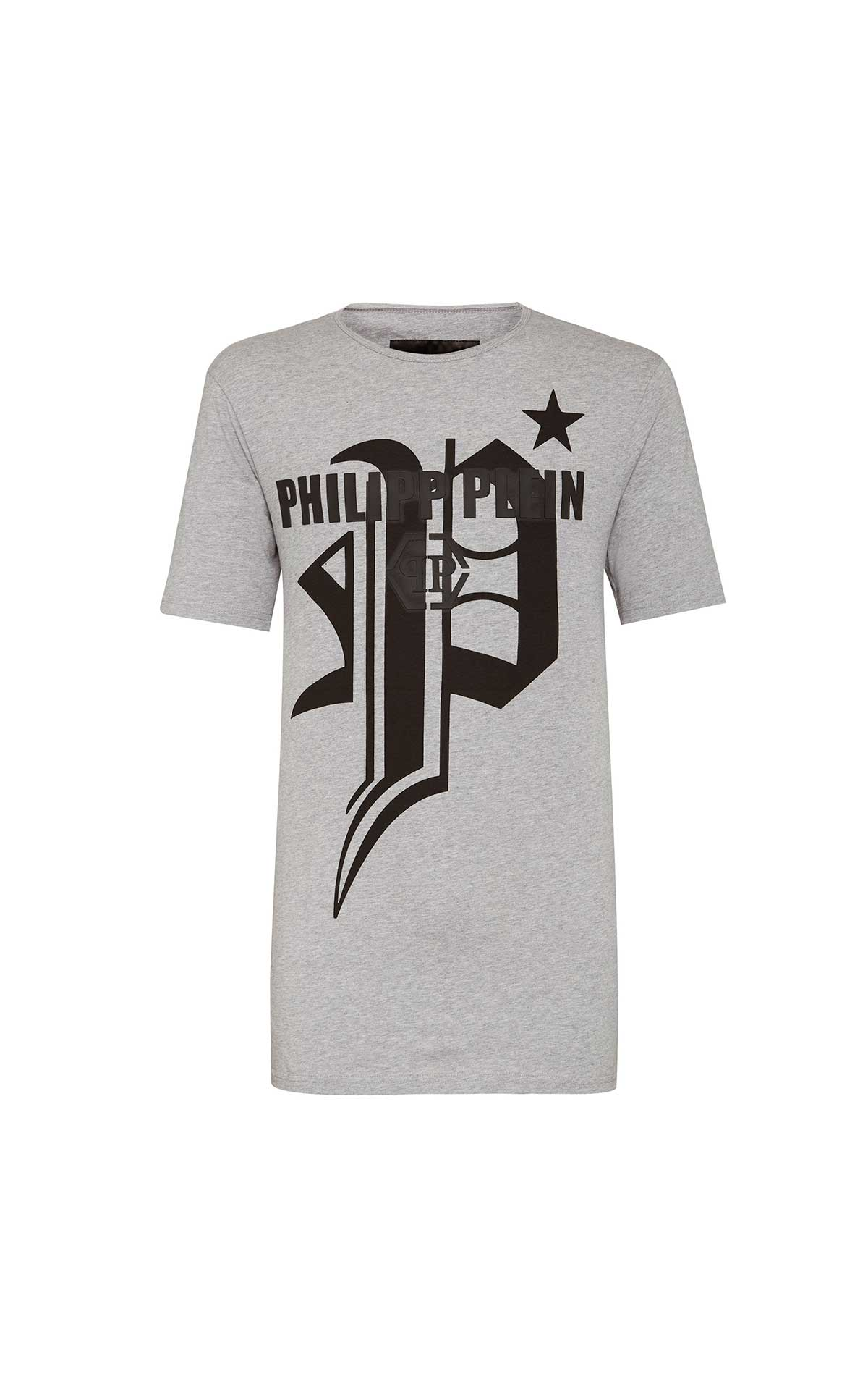Grey T-shirt Philipp Plein