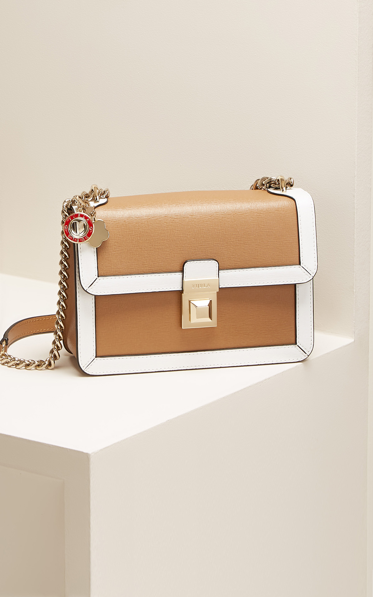 Furla Dixie crossbody at The Bicester Village Shopping Collection
