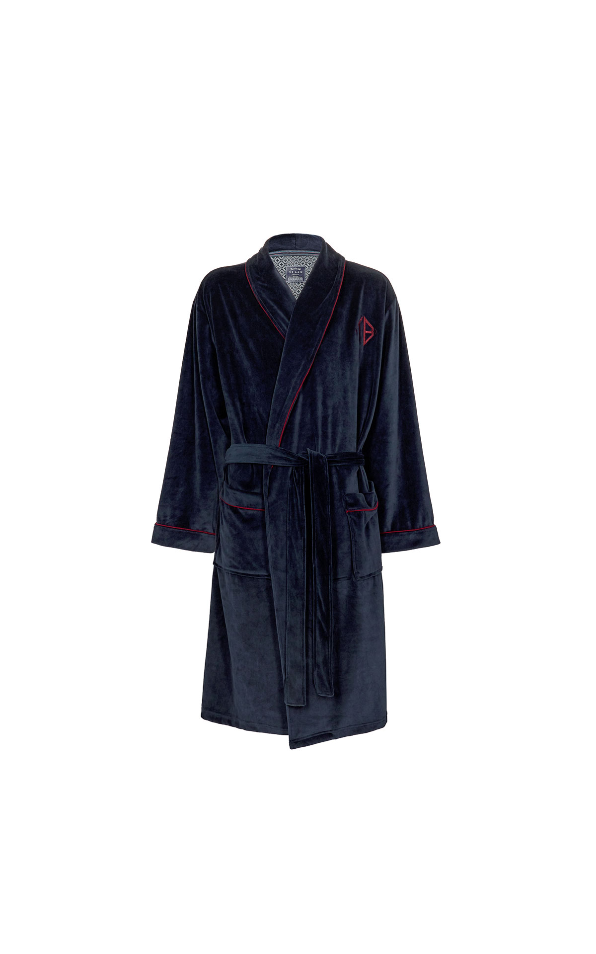 Ted Baker velour dressing gown at The Bicester Village Shopping Collection