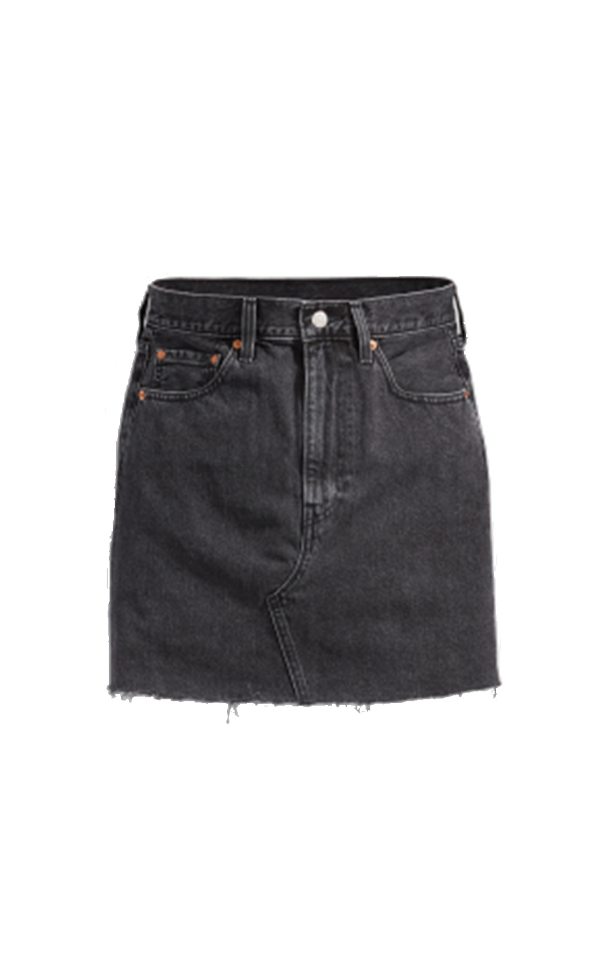 Black 502™ taper denim jeans for man Levi's