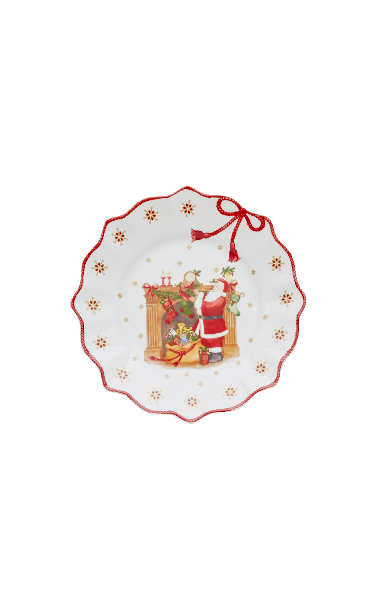 Villeroy & Boch Christmas edition plate from Bicester Village