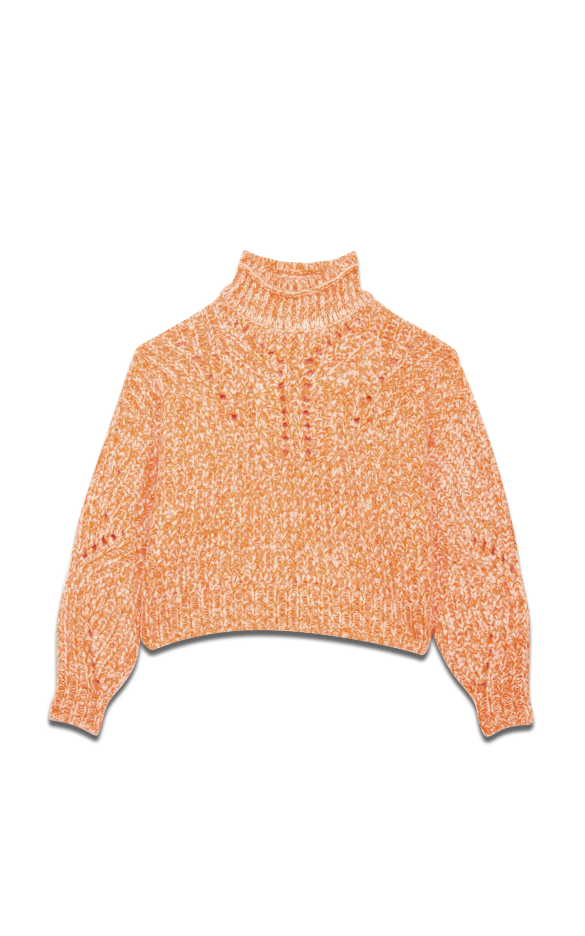 Isabel Marant Orange Jarren jumper*