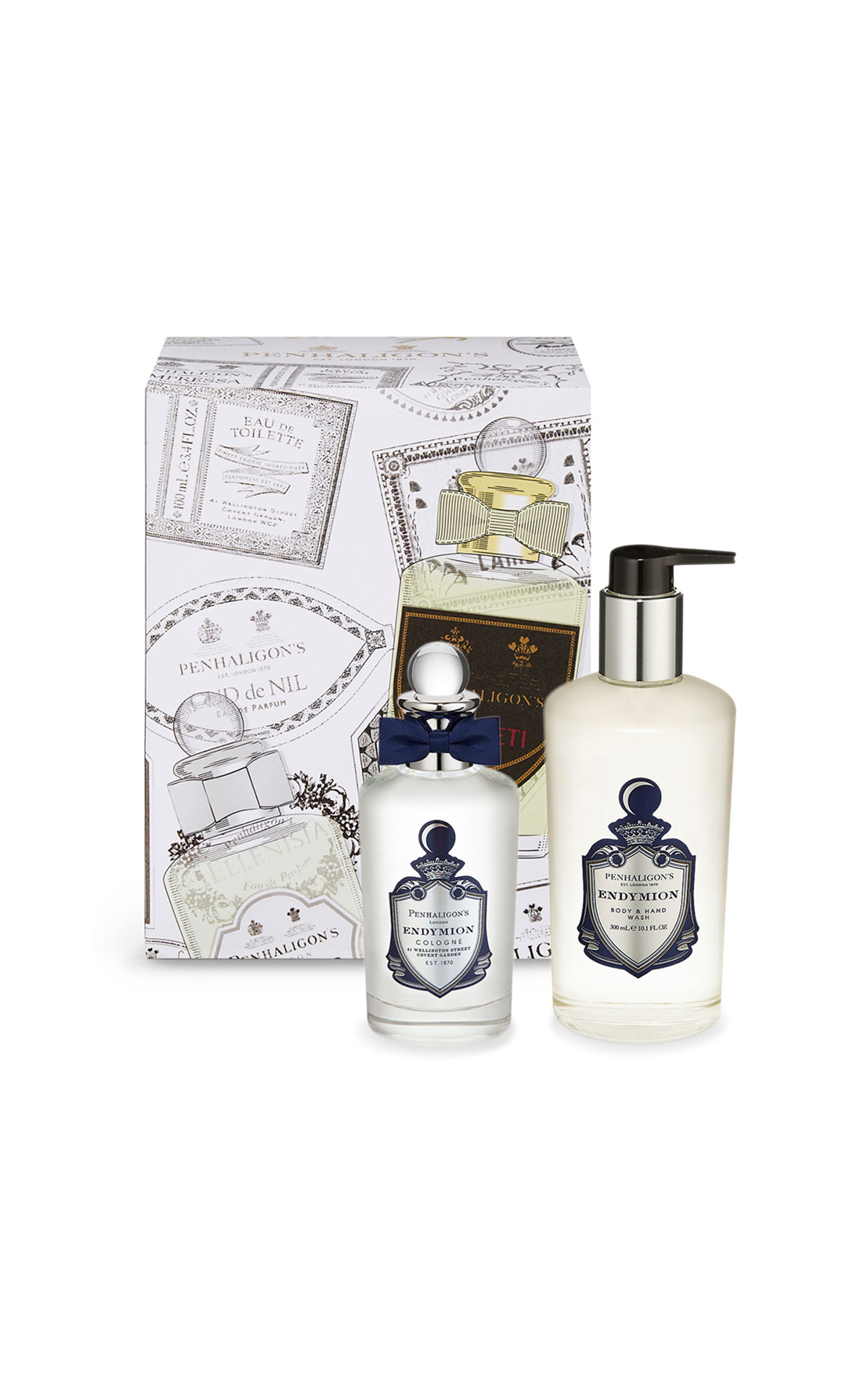 Penhaligon's Endymion 100ml unboxed and Endymion body & hand wash from Bicester Village