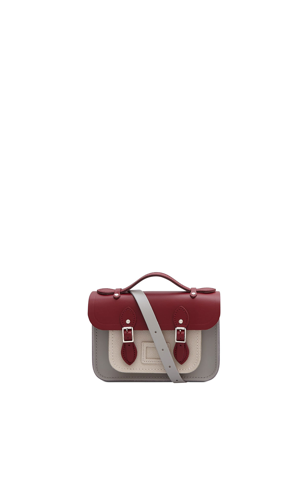 The Cambridge Satchel Company Magnetic mini satchel multi from Bicester Village