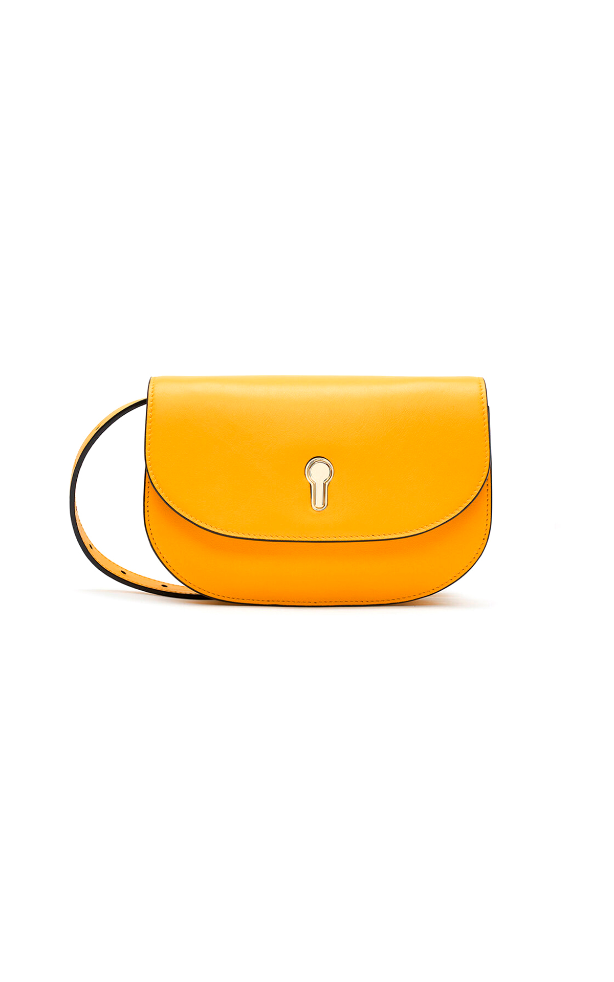Bolso amarillo Clio Bally