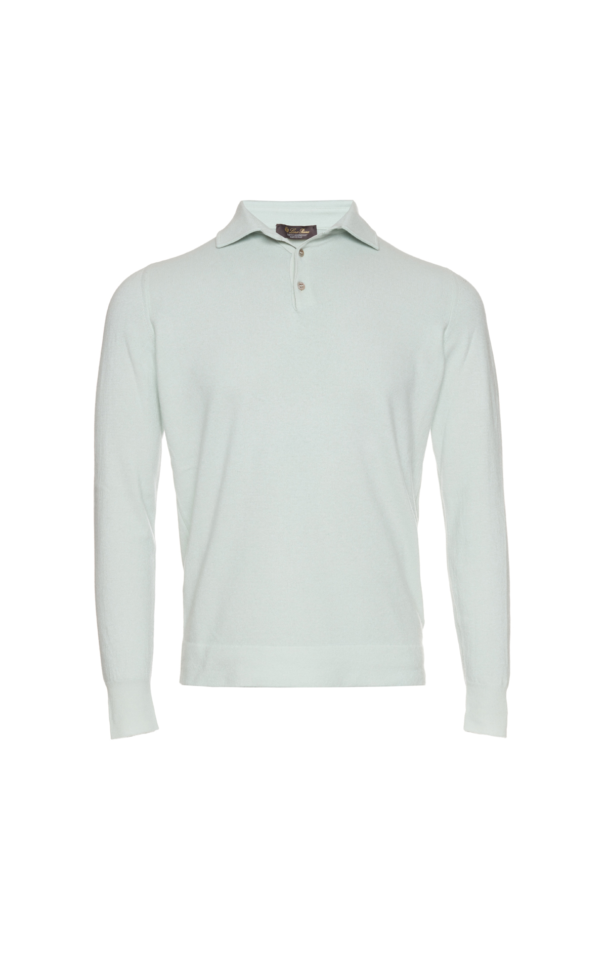 Loro Piana Mens polo baby cash superlight from Bicester Village