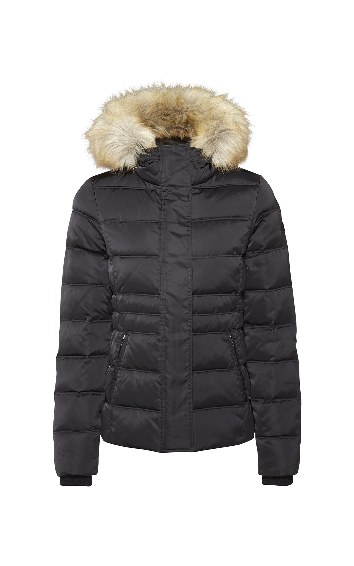 Calvin Klein Jeans Short puffer black beauty from Kildare Village