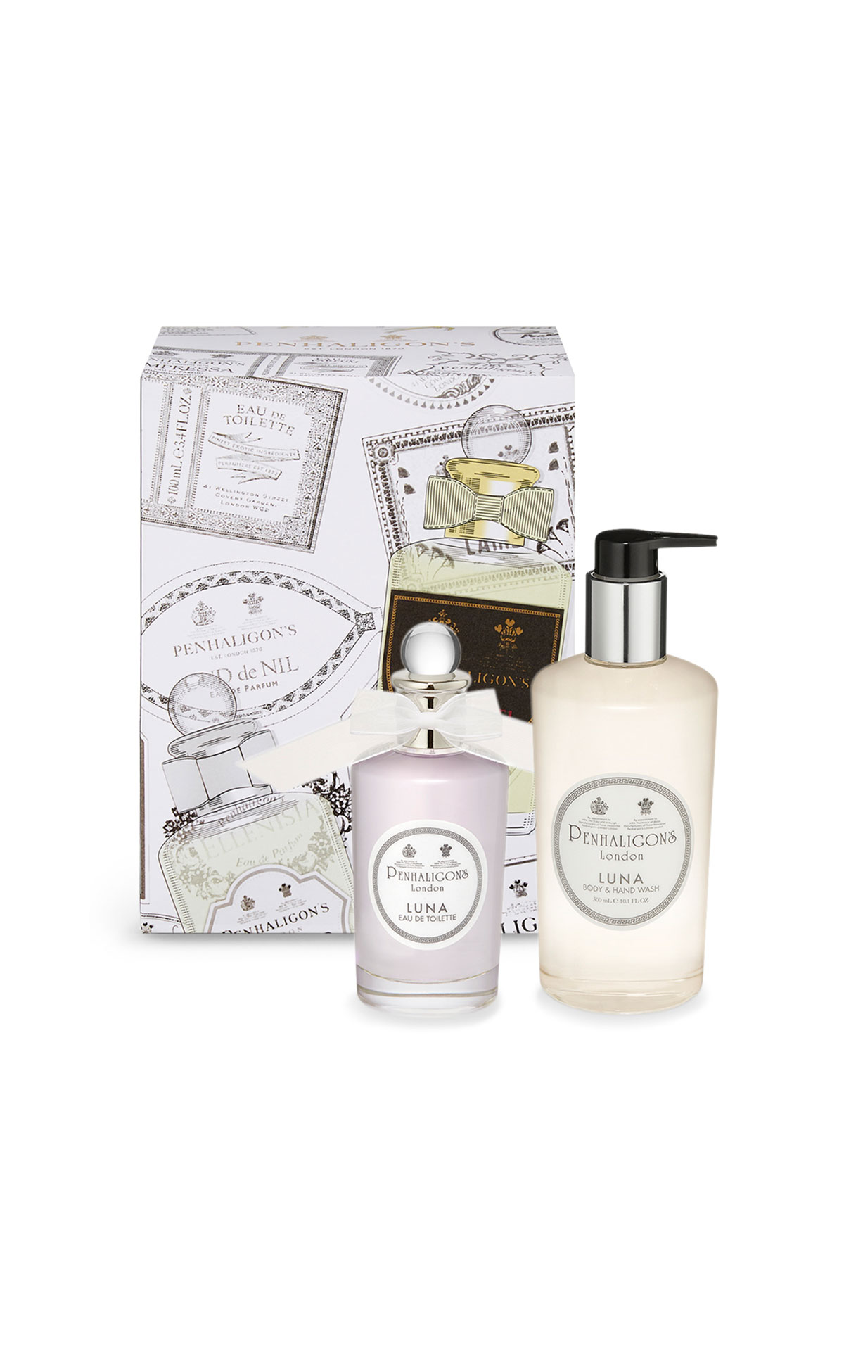 Penhaligon's Luna 100ml unboxed and Luna body & hand wash  from Bicester Village