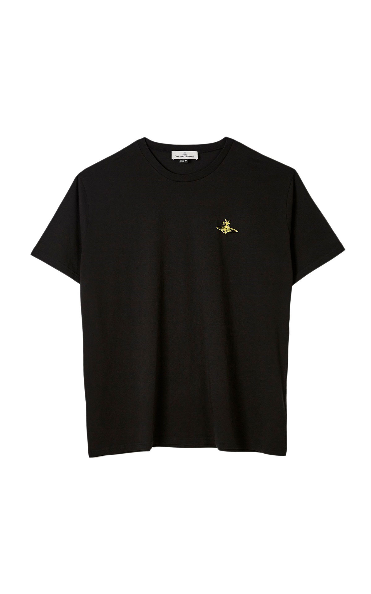 Vivienne Westwood Black oversize t-shirt from Bicester Village