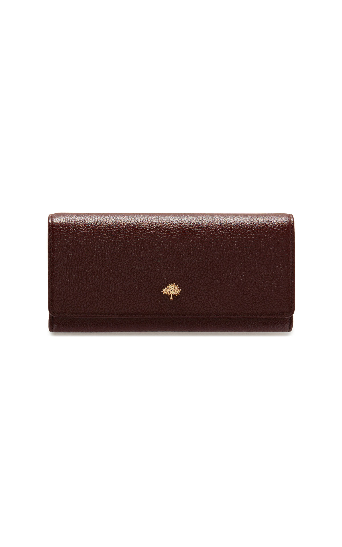 Mulberry Continental tree classic grain oxblood from Bicester Village