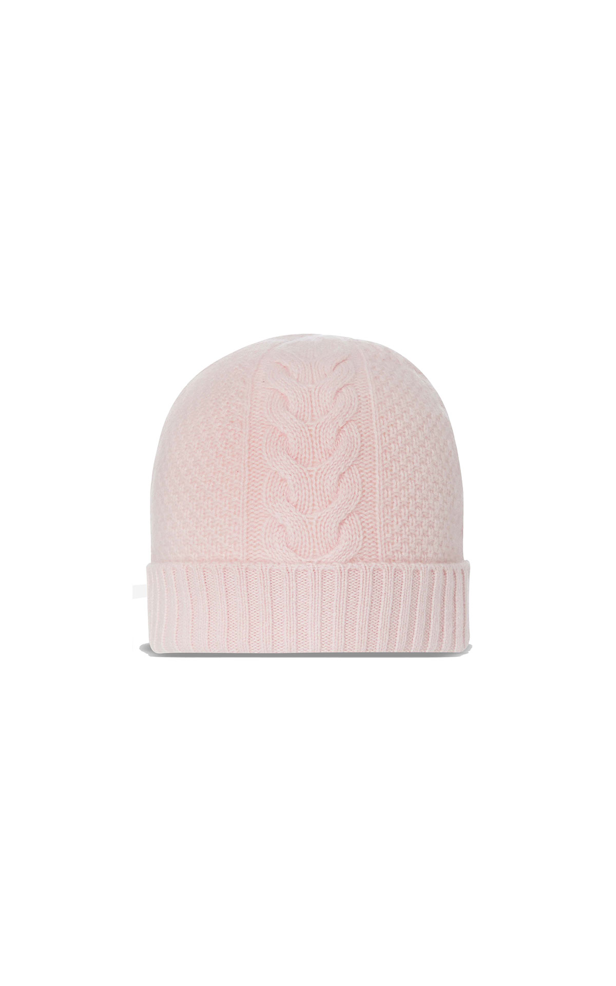 N.Peal Cable hat from Bicester Village