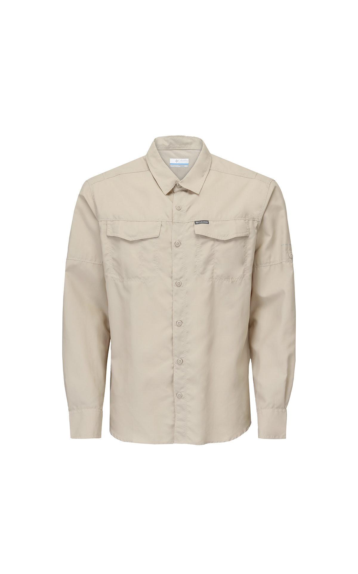 Beige shirt Columbia