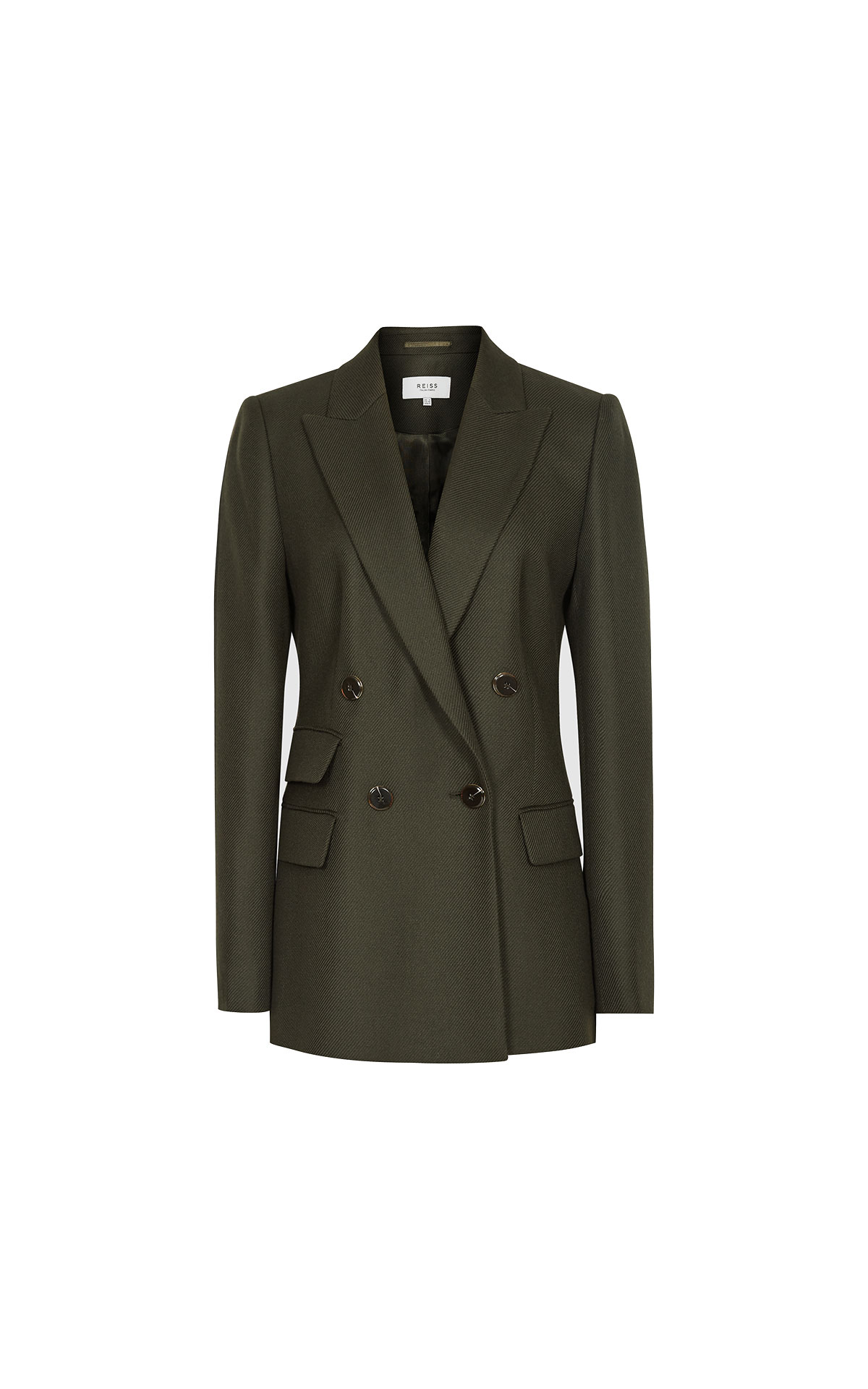 Reiss Ledbury twill blazer from Bicester Village