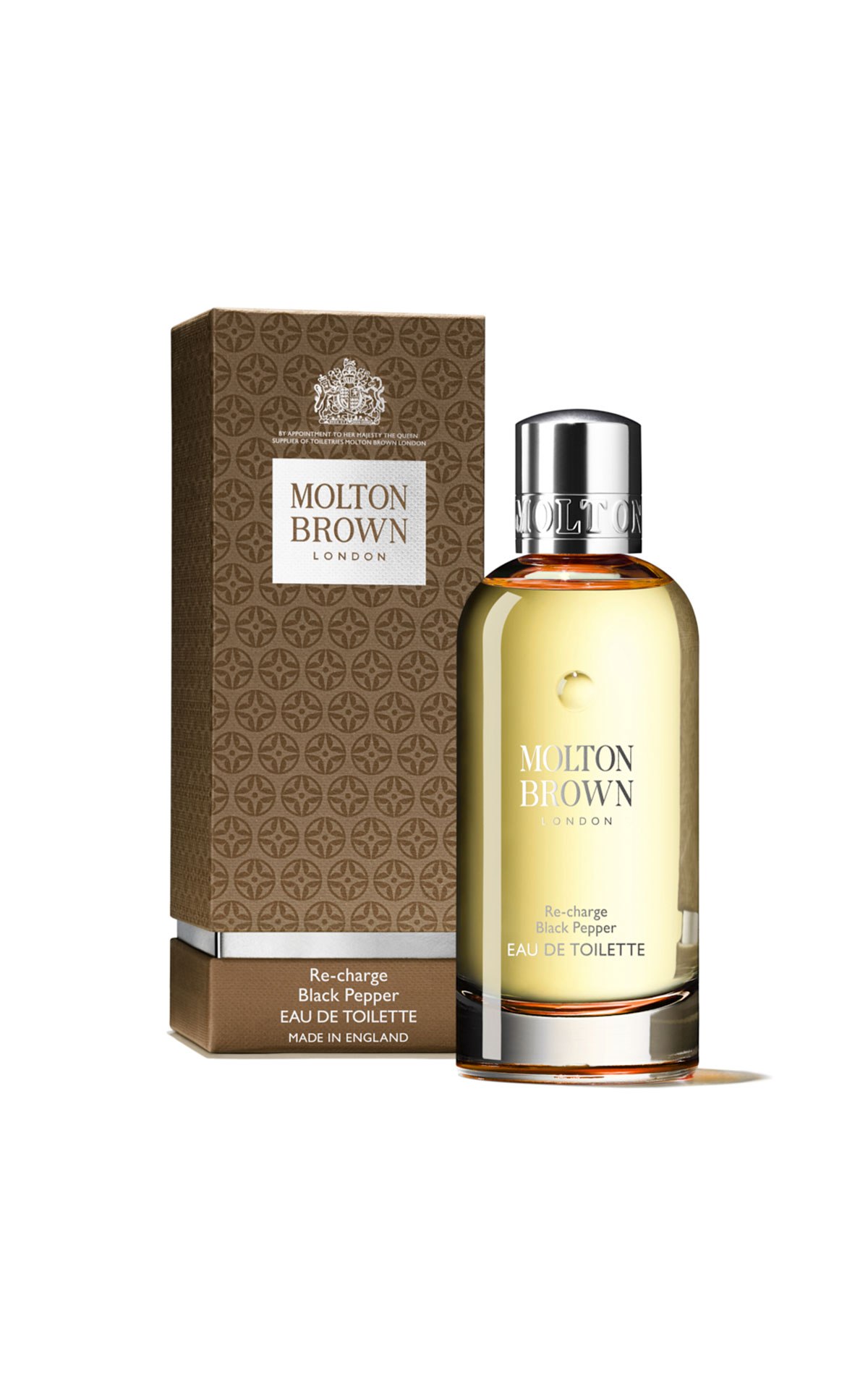 Molton Brown Re-charge black pepper eau de toilette 100ml from Bicester Village