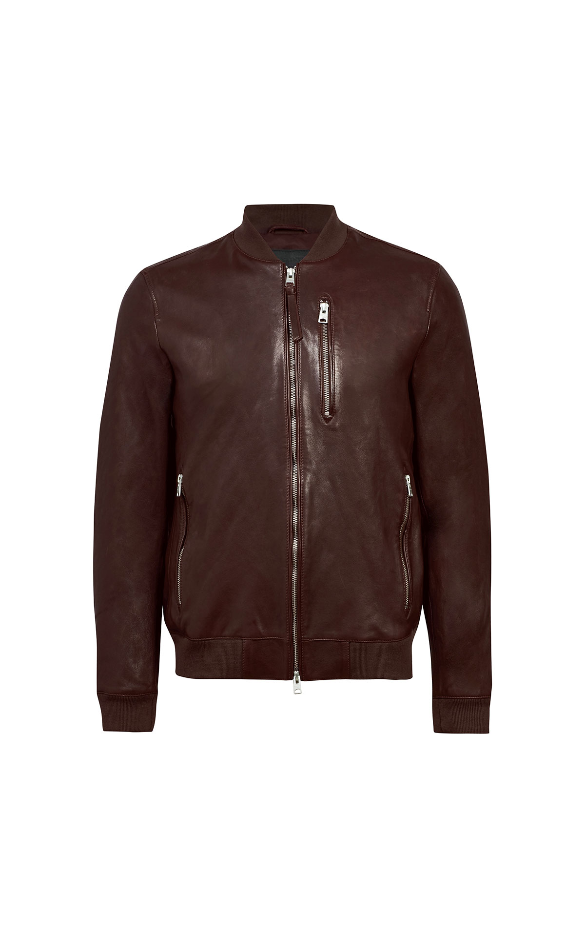 AllSaints Roundhouse biker from Bicester Village