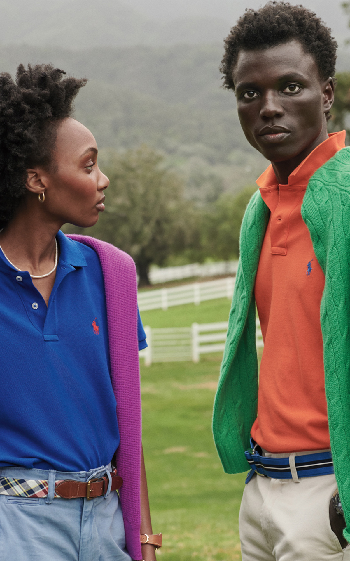 Polo Ralph Lauren at The Bicester Village Shopping Collection