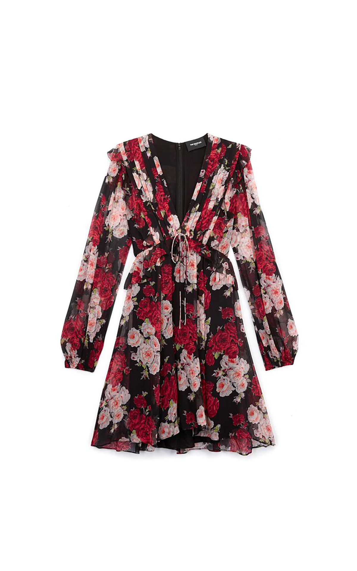 Flowered dress The Kooples
