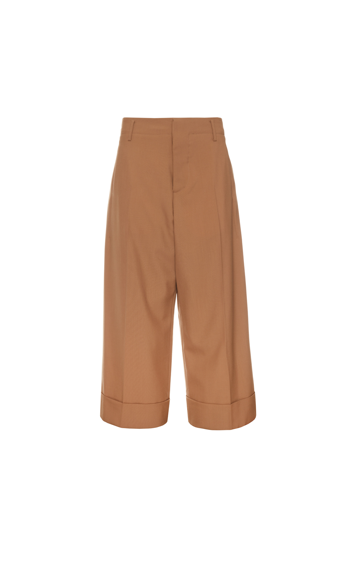 Marni Trouser tropical wood hazelnut from Bicester Village