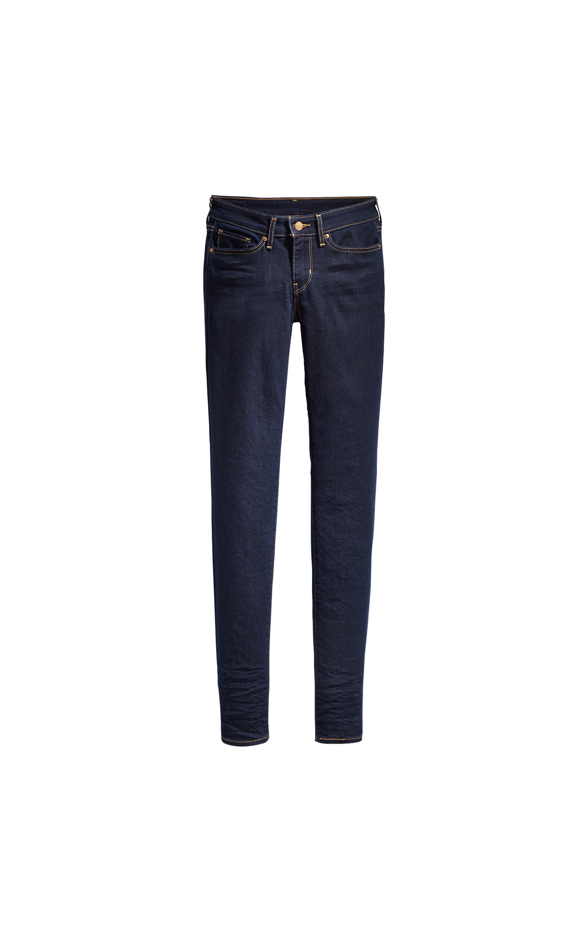 711 dark skinny jeans for woman Levi's