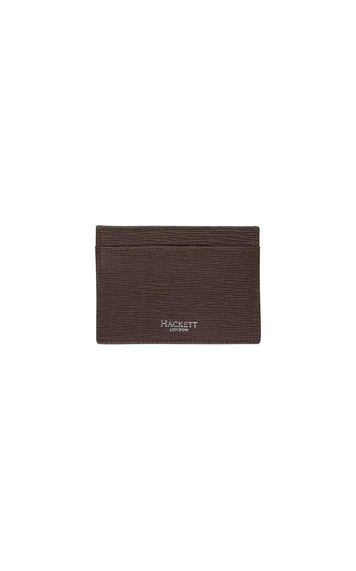 Hackett London Curzon card holder