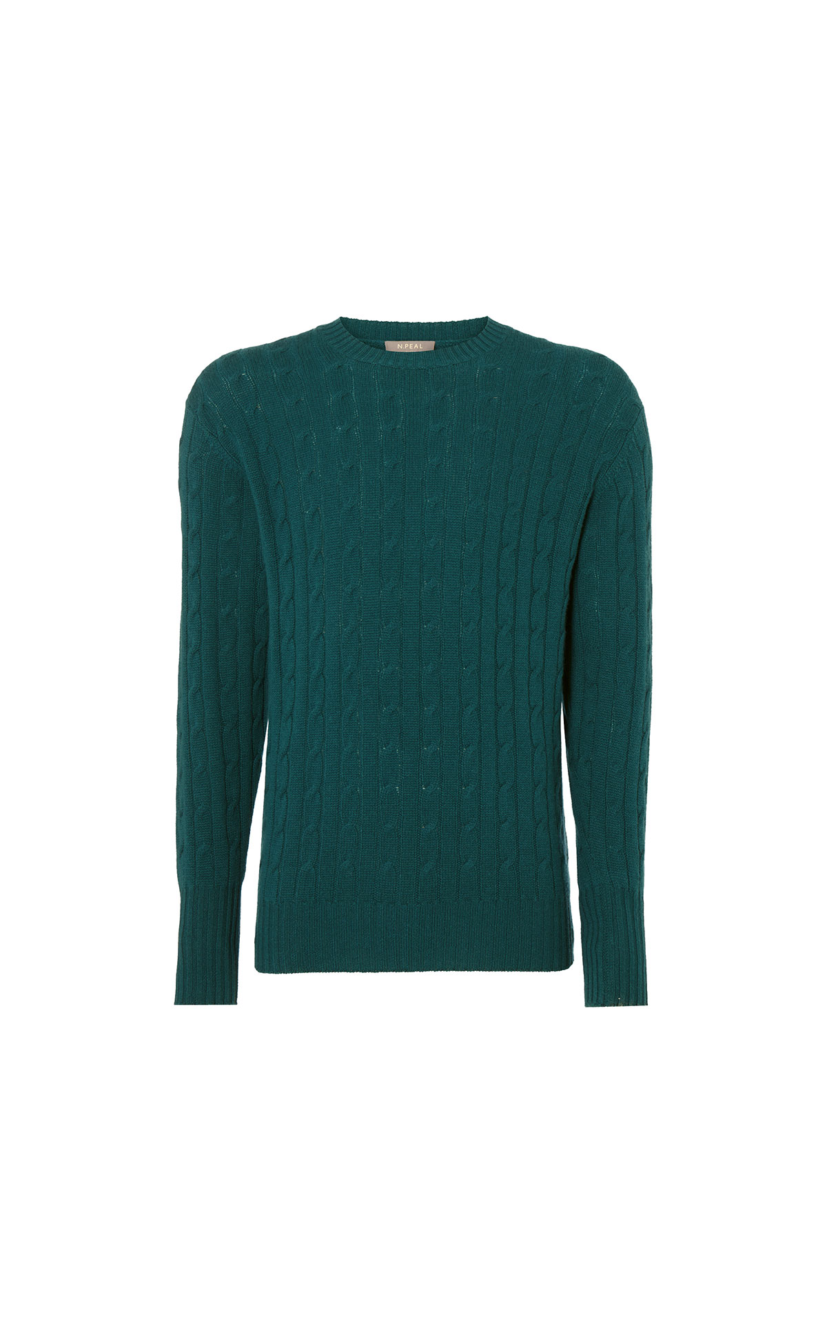 N.Peal The Thames Cable Round Neck from Bicester Village