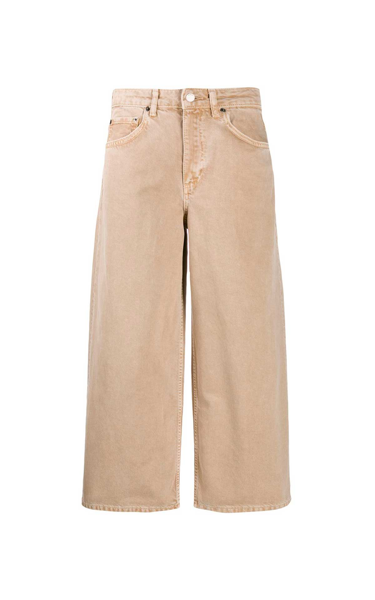 Pantalón denim beige ba&sh