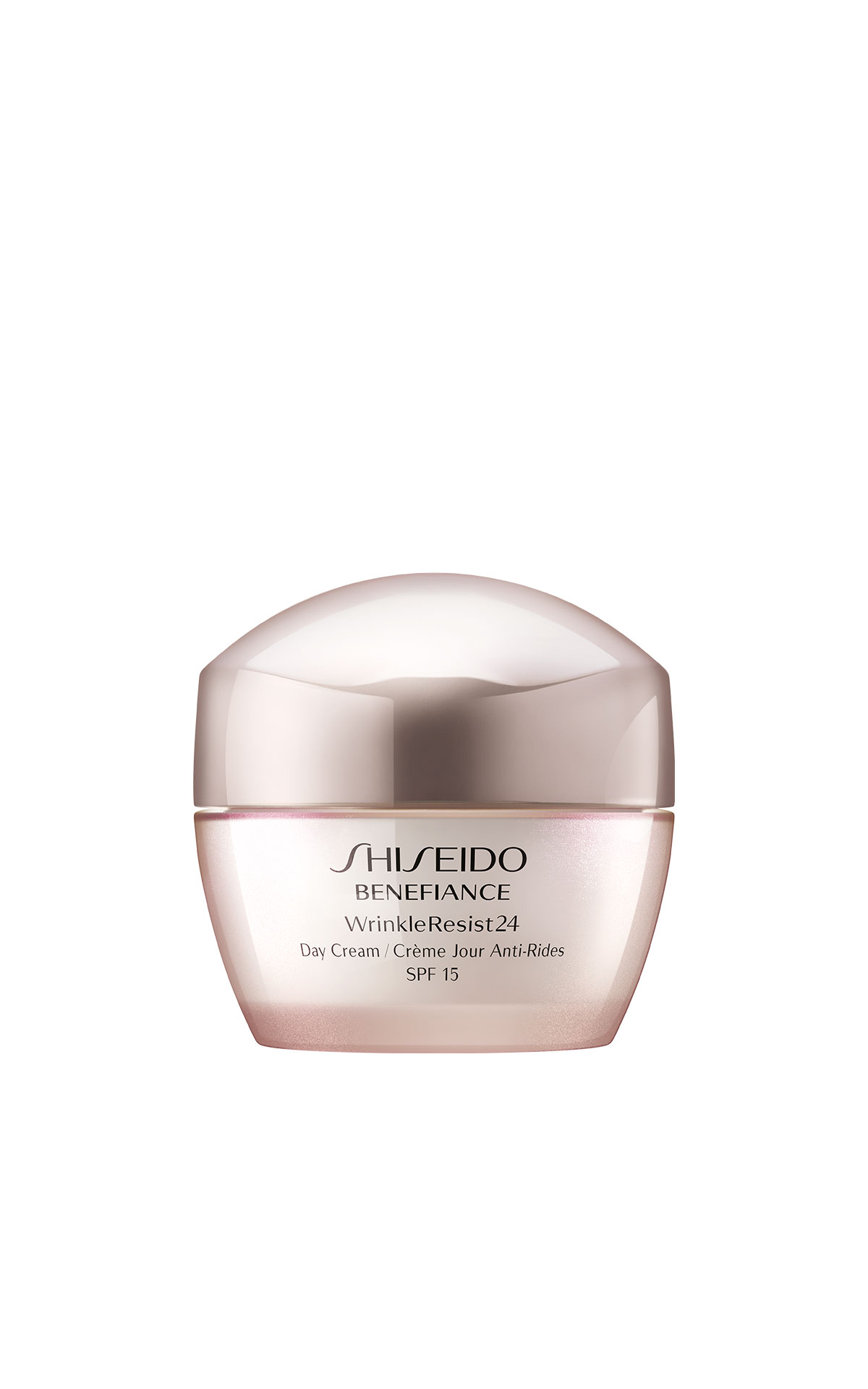 Beauté Prestige International Shiseido Benefiance wrinkle resist 24 day cream from Bicester Village