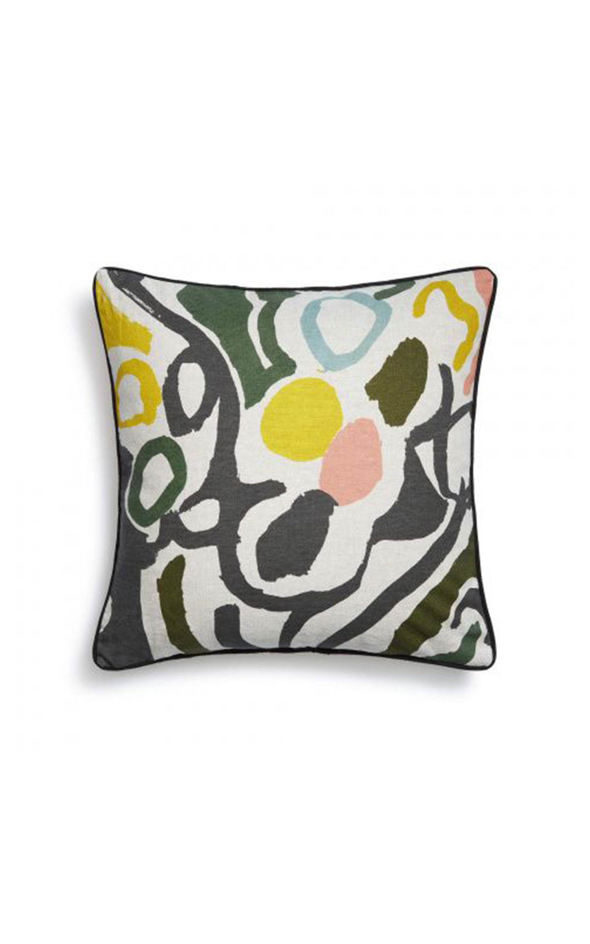 Soho Home Laura Slater x Soho Home cushion from Bicester Village