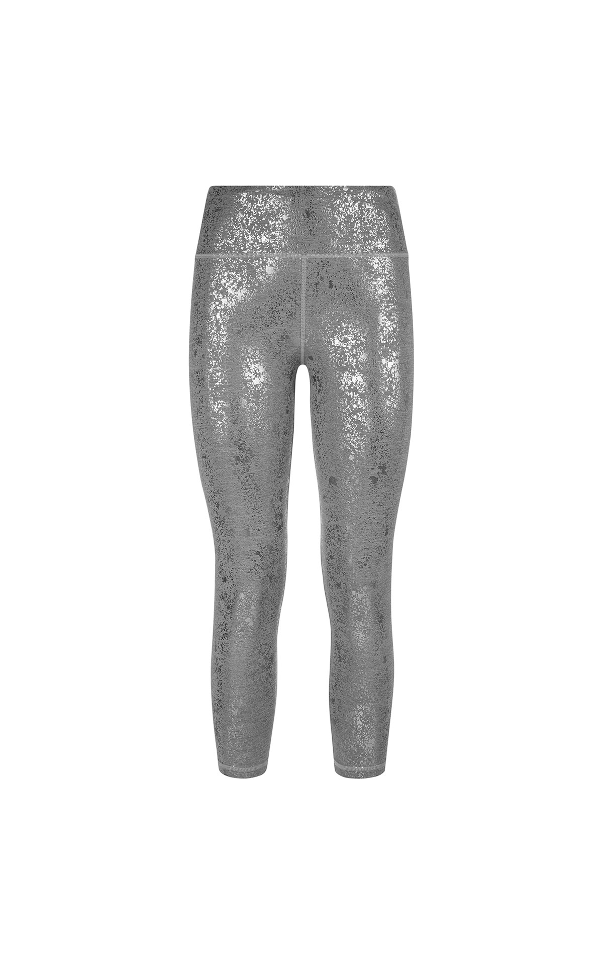 Sweaty Betty Contour foil 7/8 workout leggings from Bicester Village