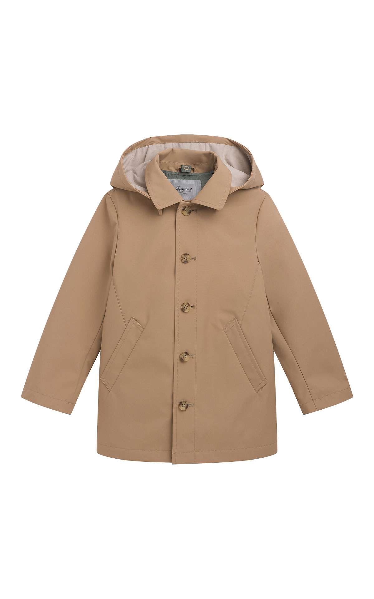 Bonpoint Camel coat from Bicester Village