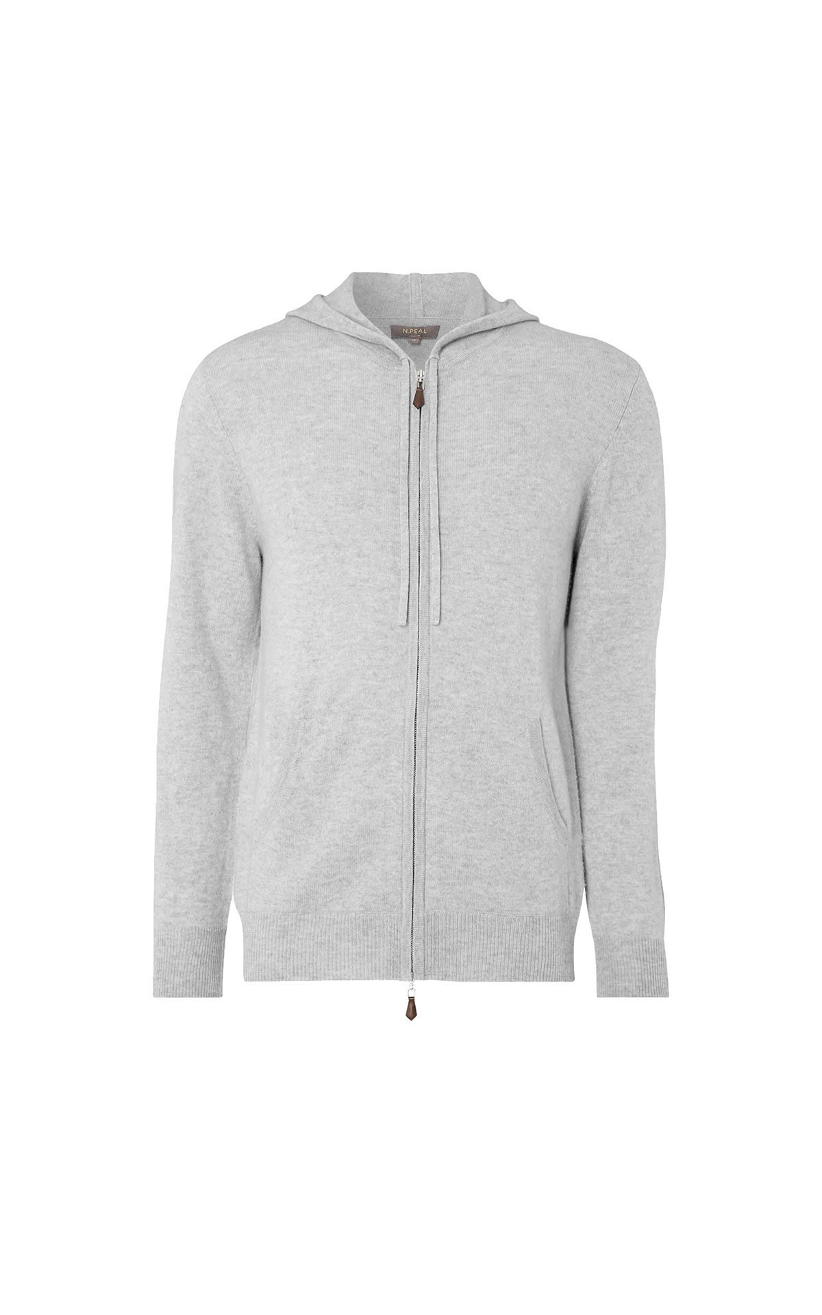 N.Peal Men's zip hoody  from Bicester Village