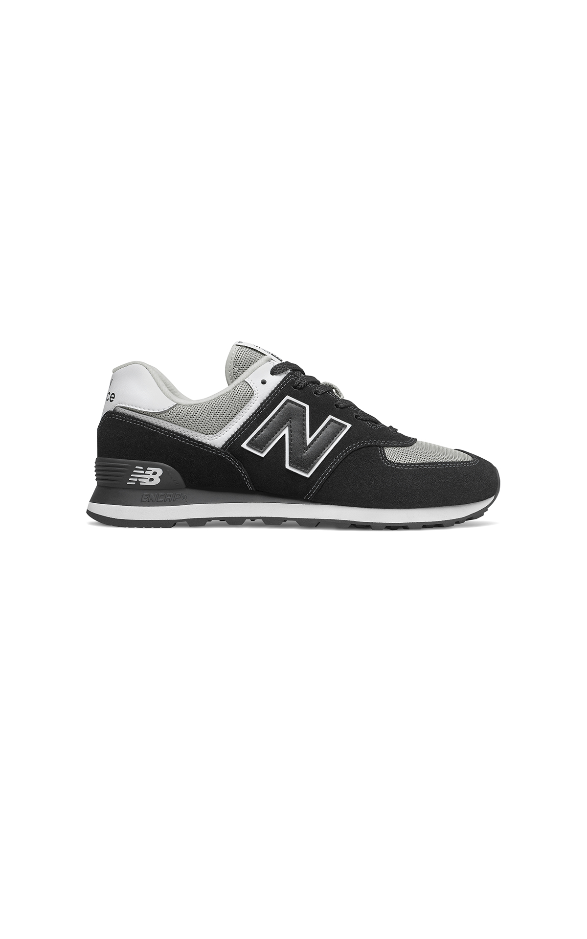Black sneaker New Balance