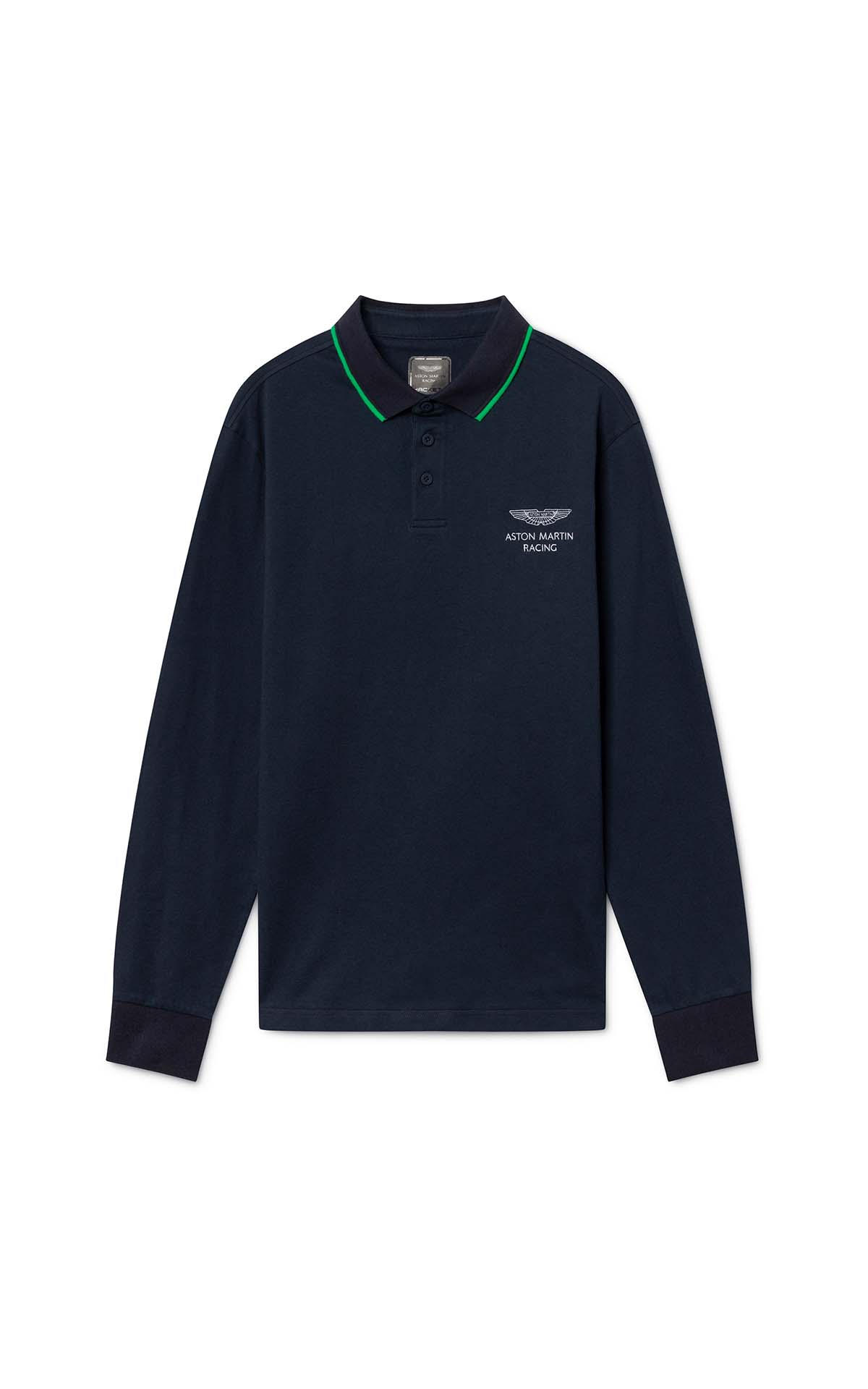 Hackett London Amr long sleeve polo
