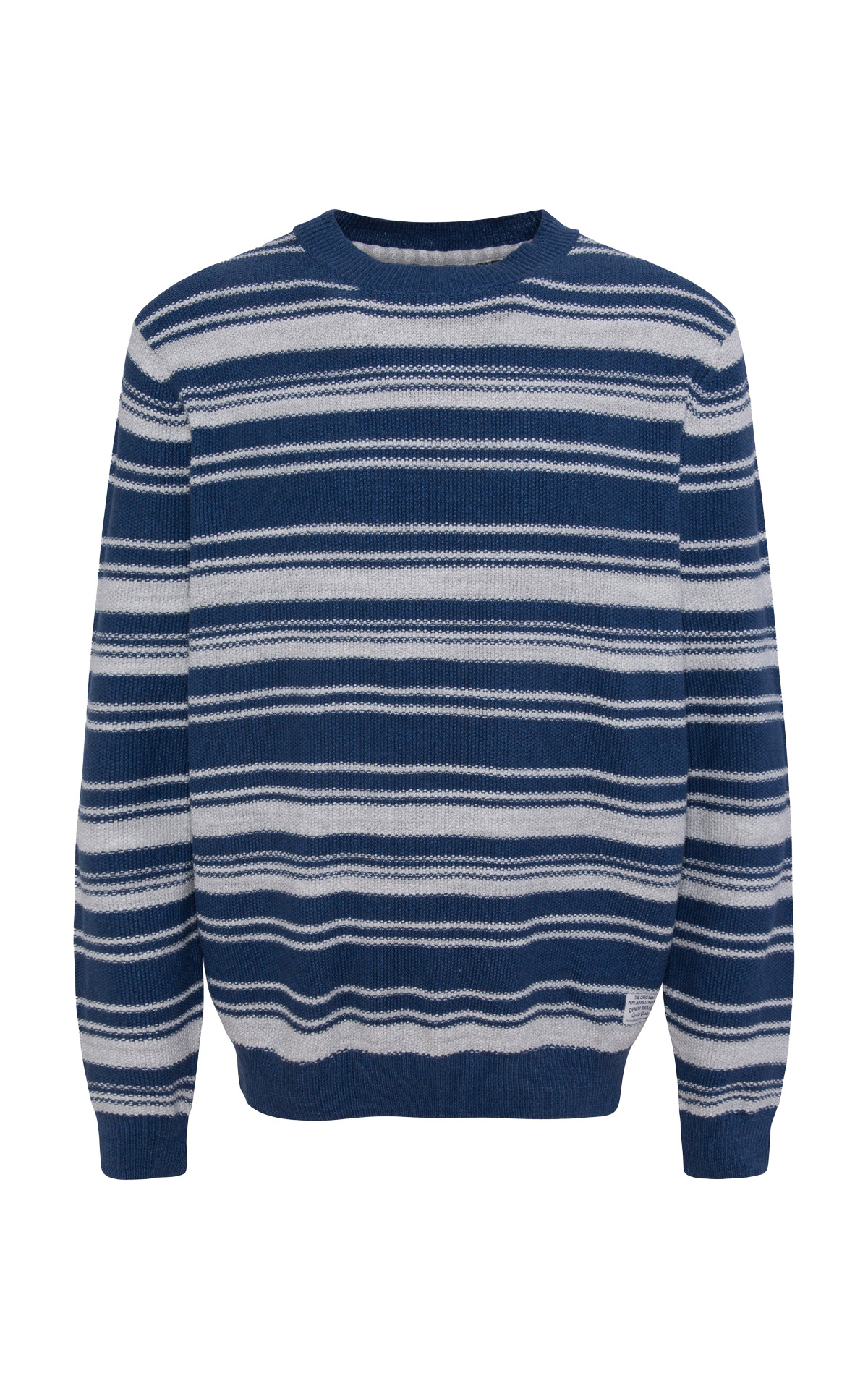 Blue striped sweater Pepe Jeans