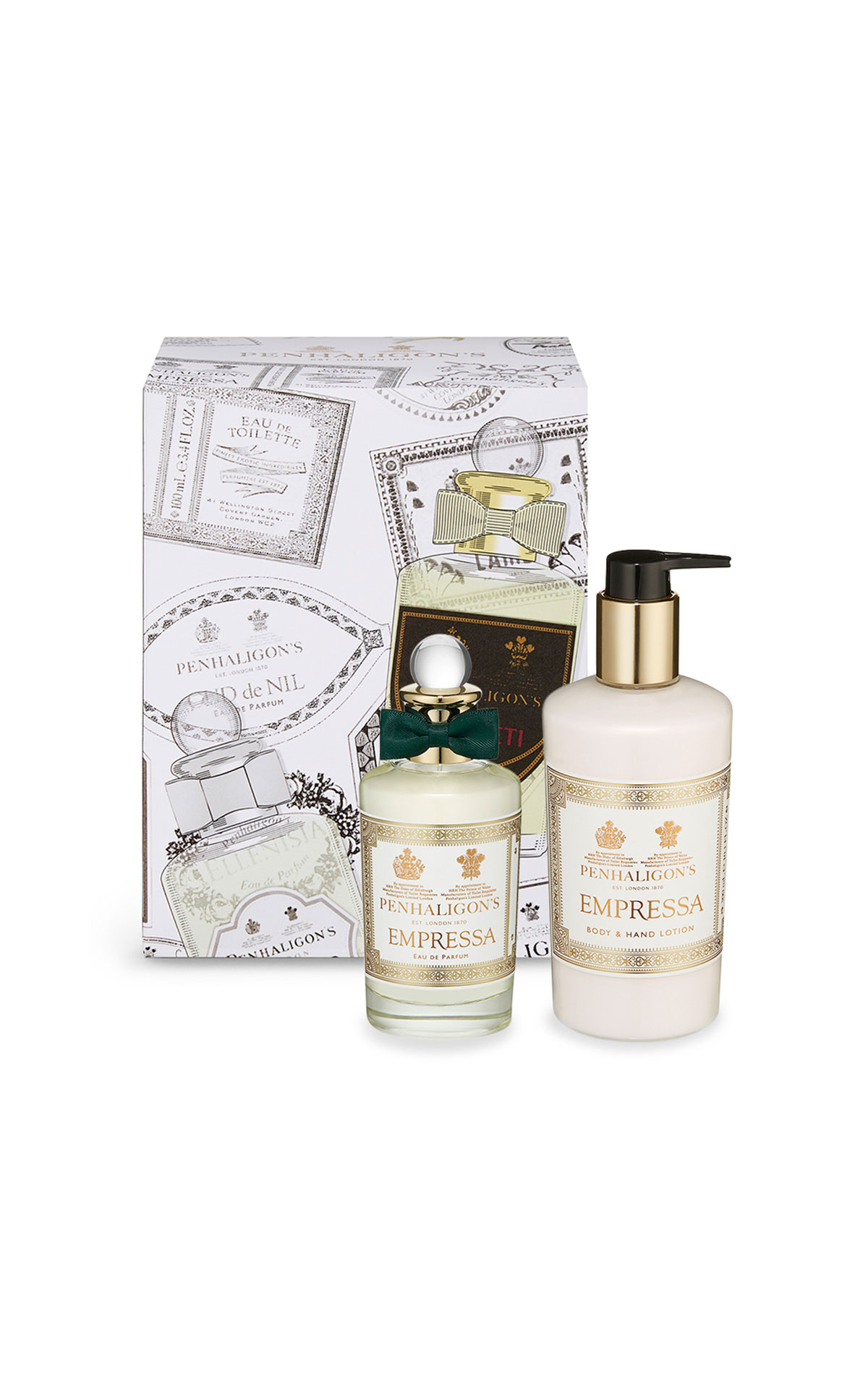 Penhaligon's Empressa body & hand lotion from Bicester Village