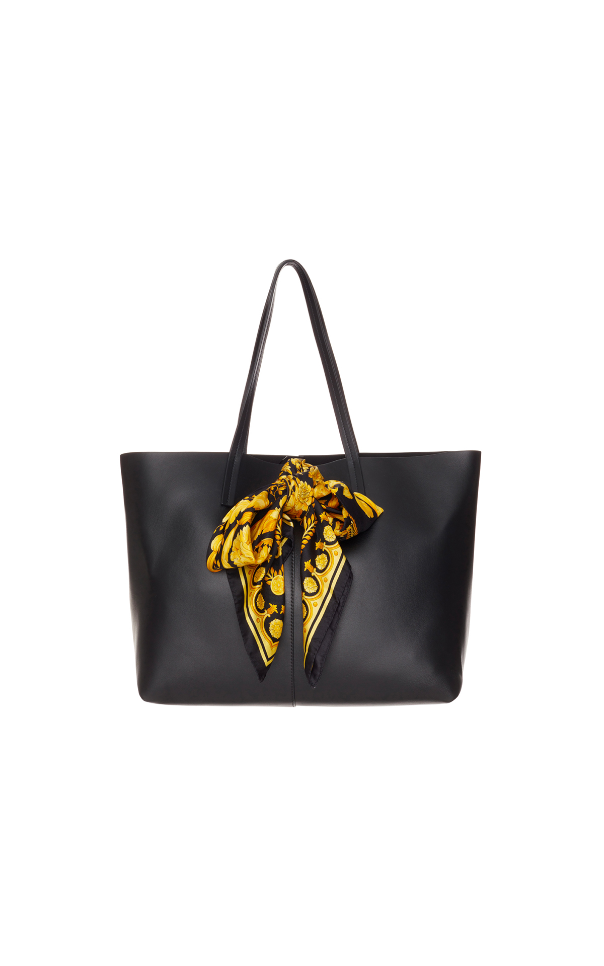 Versace calf leather bag at The Bicester Village Shopping Collection