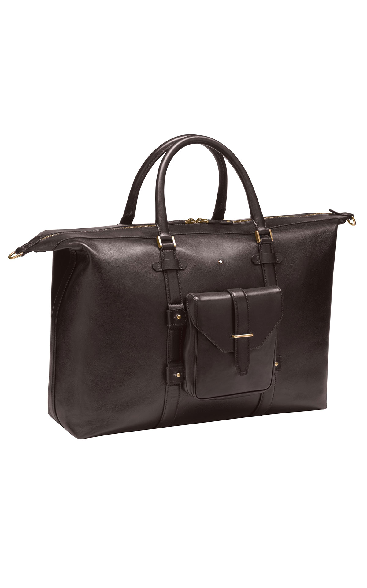 Montblanc Duffle Bag, Dark Brown from Bicester Village