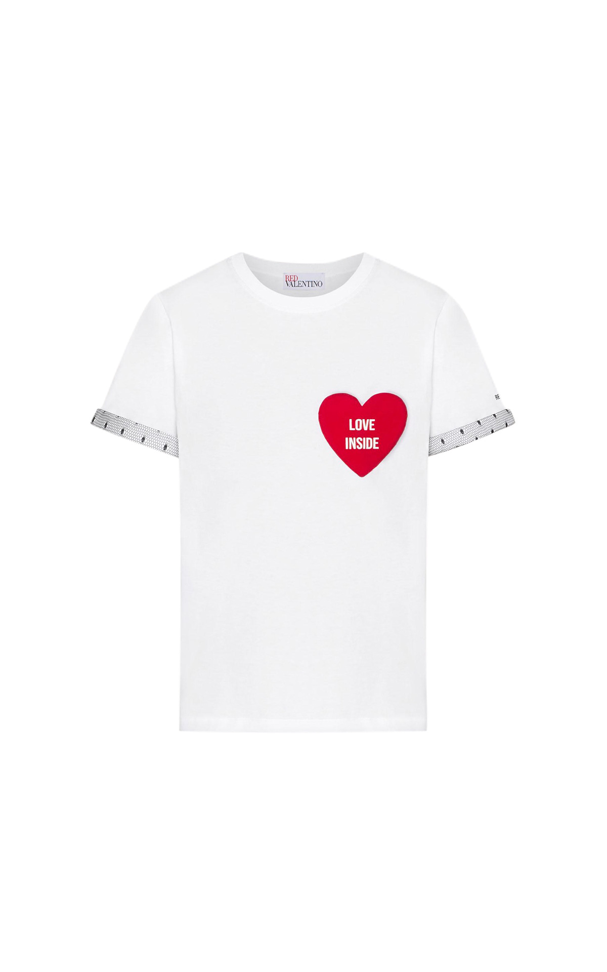 La Vallée Village REDValentino Special t-shirt for Valentine's Day