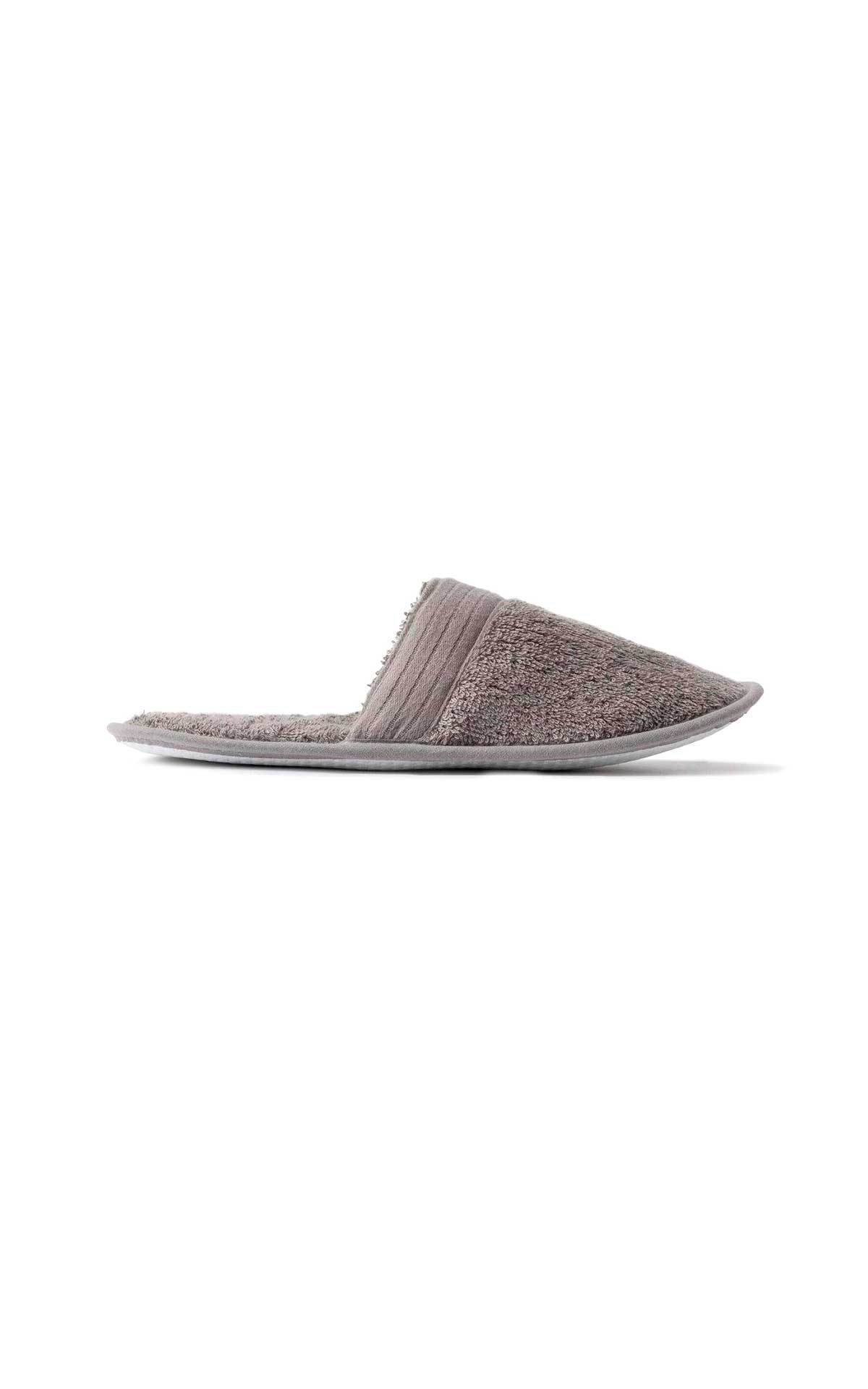 Grey slipper Textura
