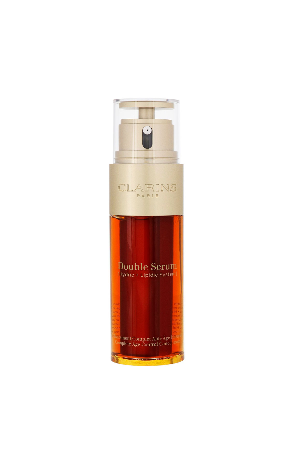 Double serum Clarin