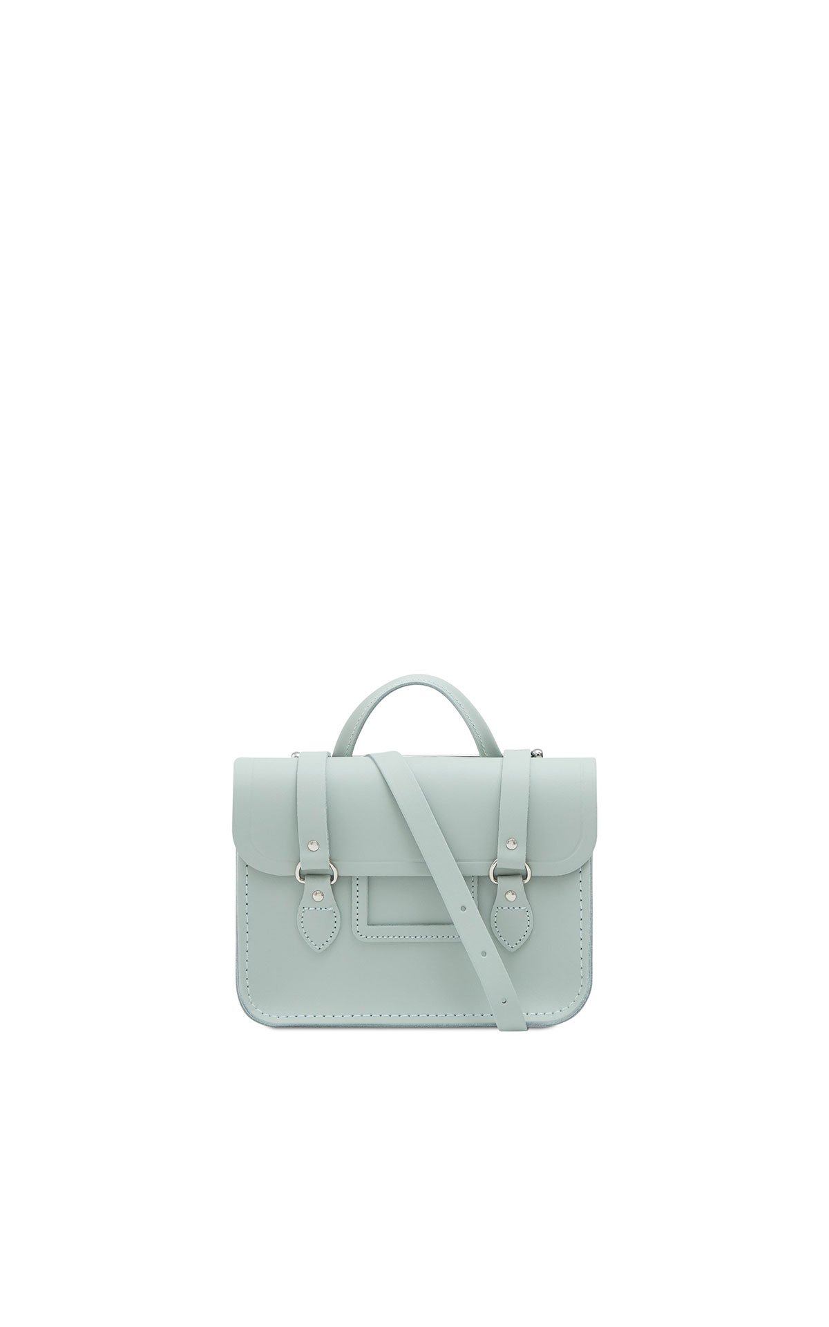 The Cambridge Satchel Company Melody bag seafoam matte from Bicester Village