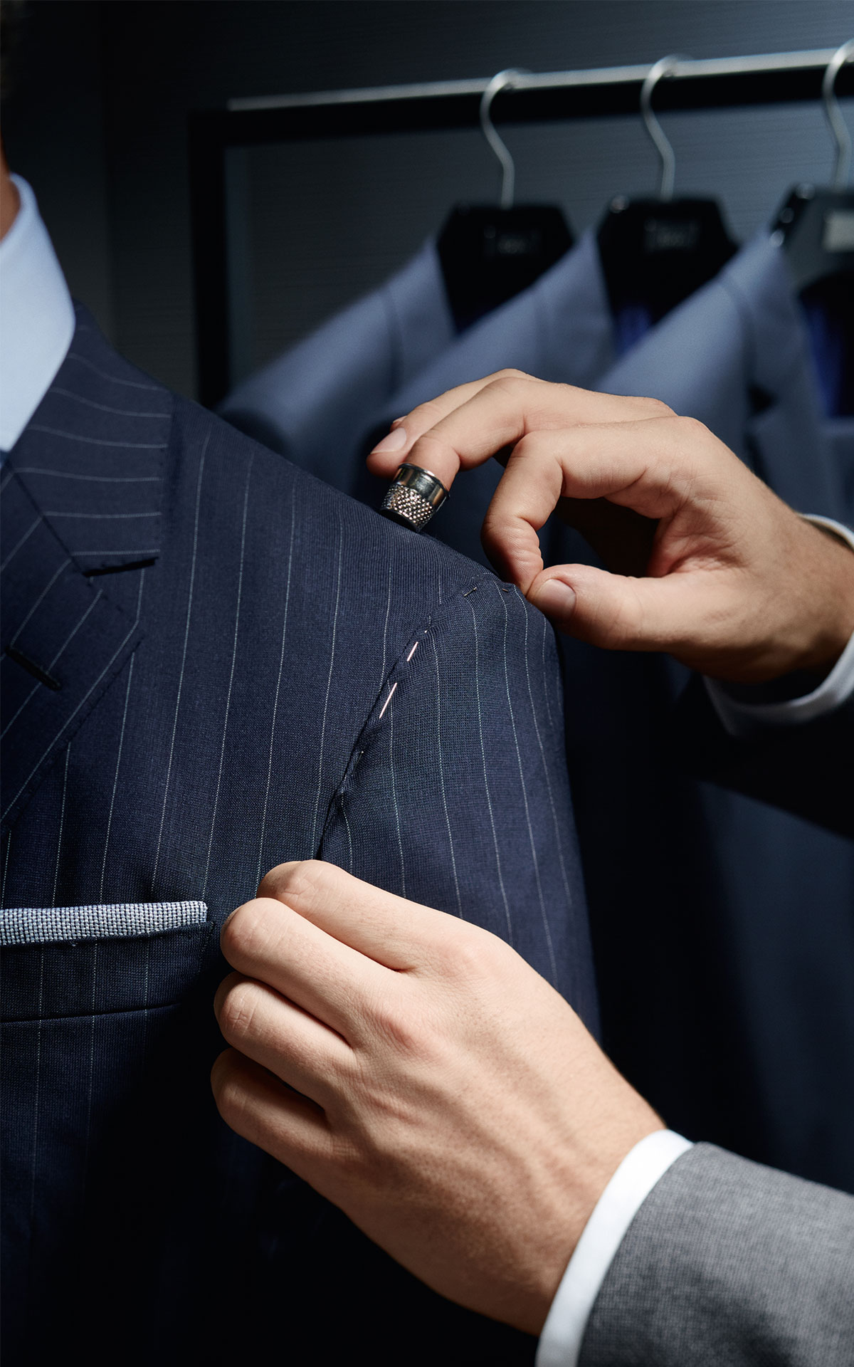 BOSS Tailoring Service at Ingolstadt Village