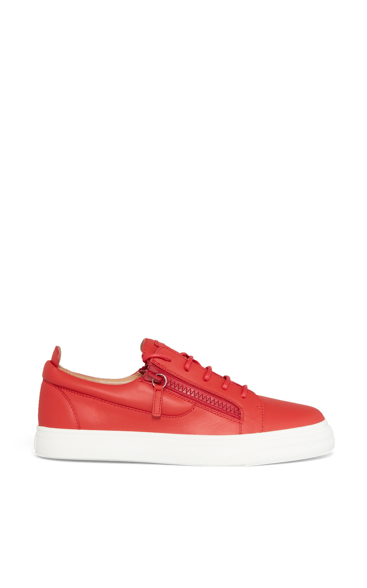 Guiseppe Zanotti Baskets rouges homme*