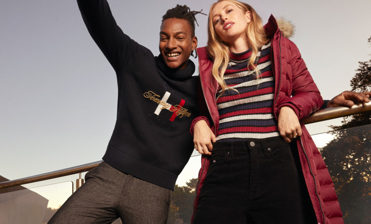 Tommy Hilfiger at The Bicester Village Shopping Collection