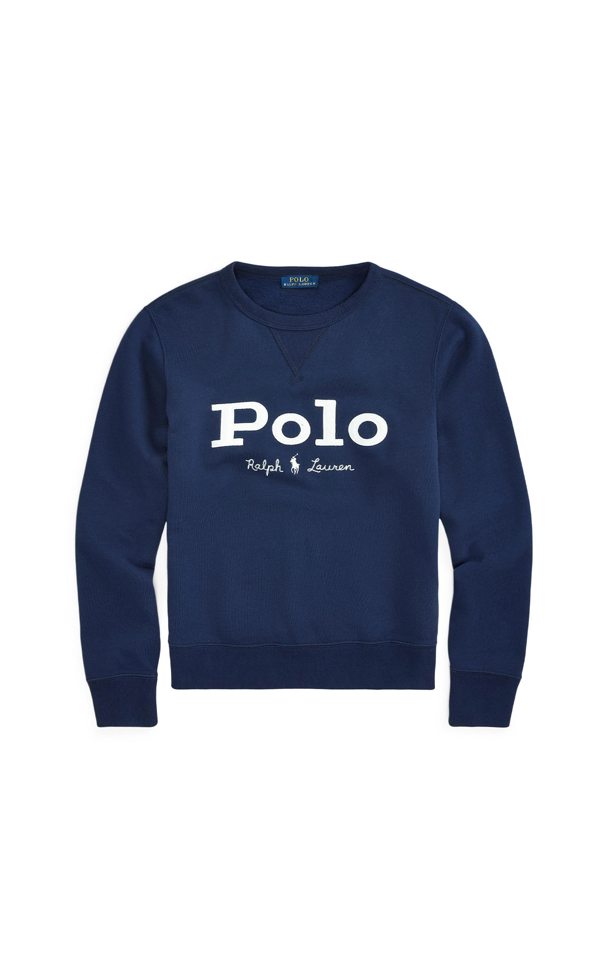 Polo Ralph Lauren Fleece sweatshirt logo from Bicester Village