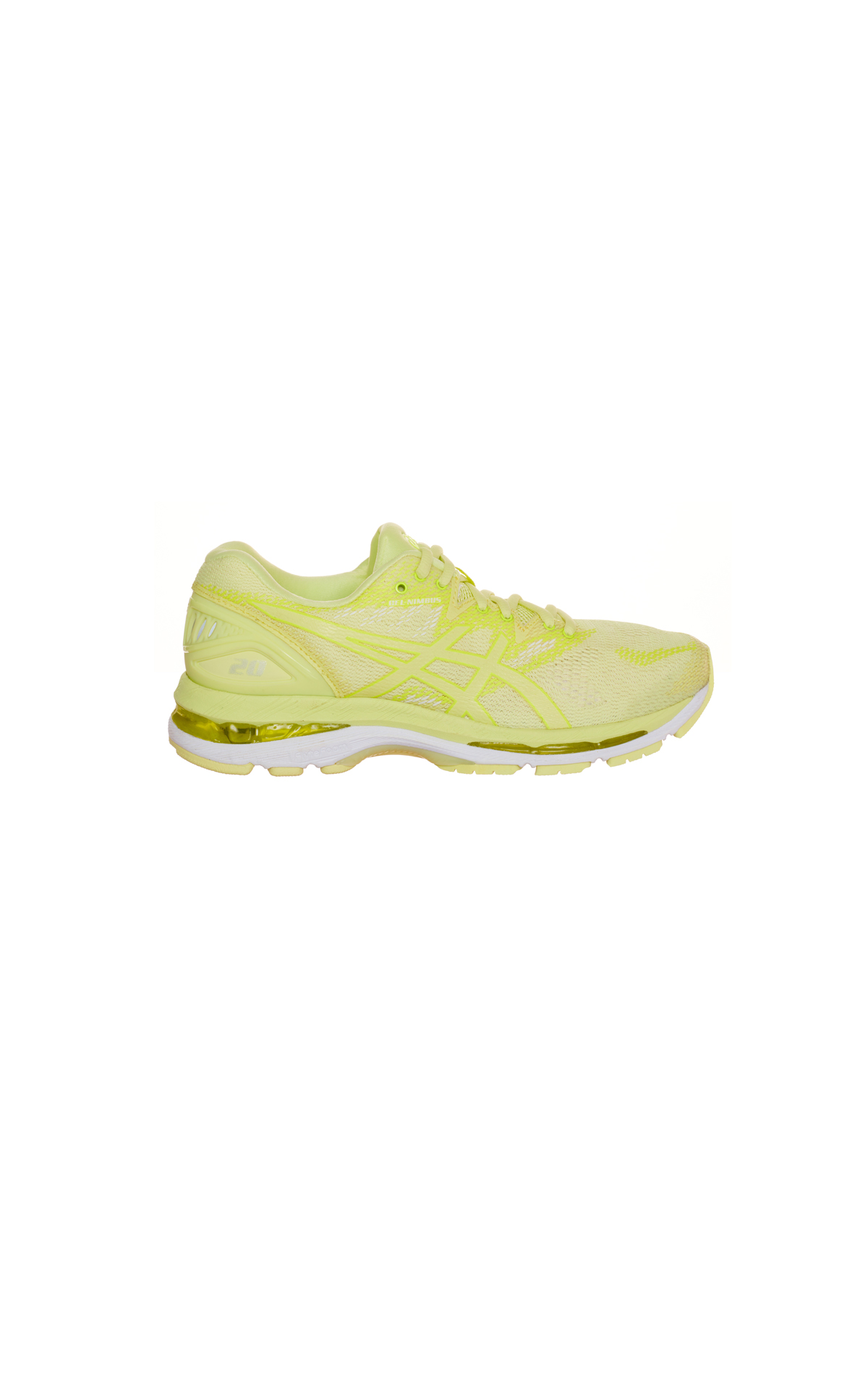 ASICS Lime nimbus 20 from Bicester Village