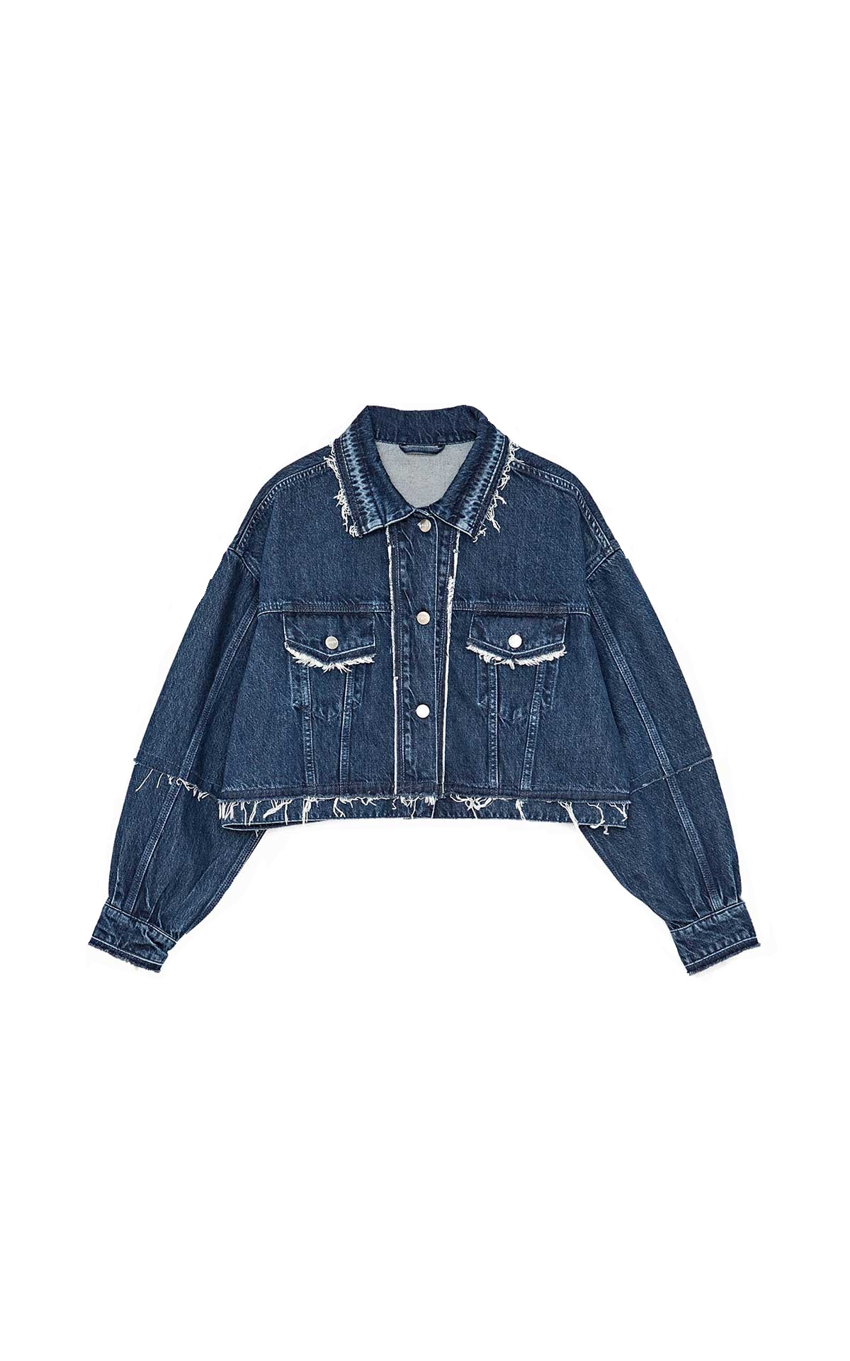 Short denim jacket Dua Lipa x Pepe Jeans