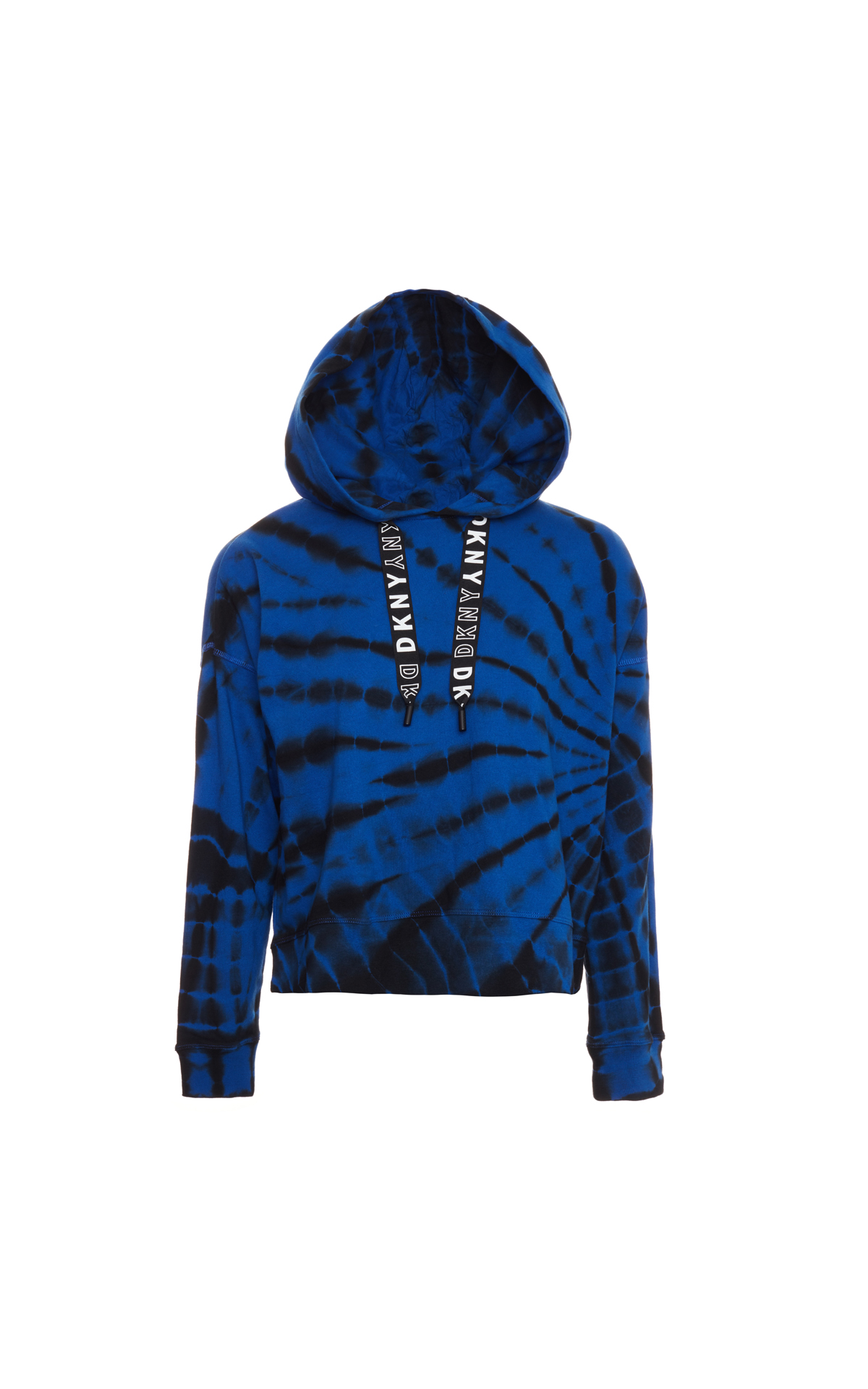 DKNY  Tie dye hoodie blue from Bicester Village