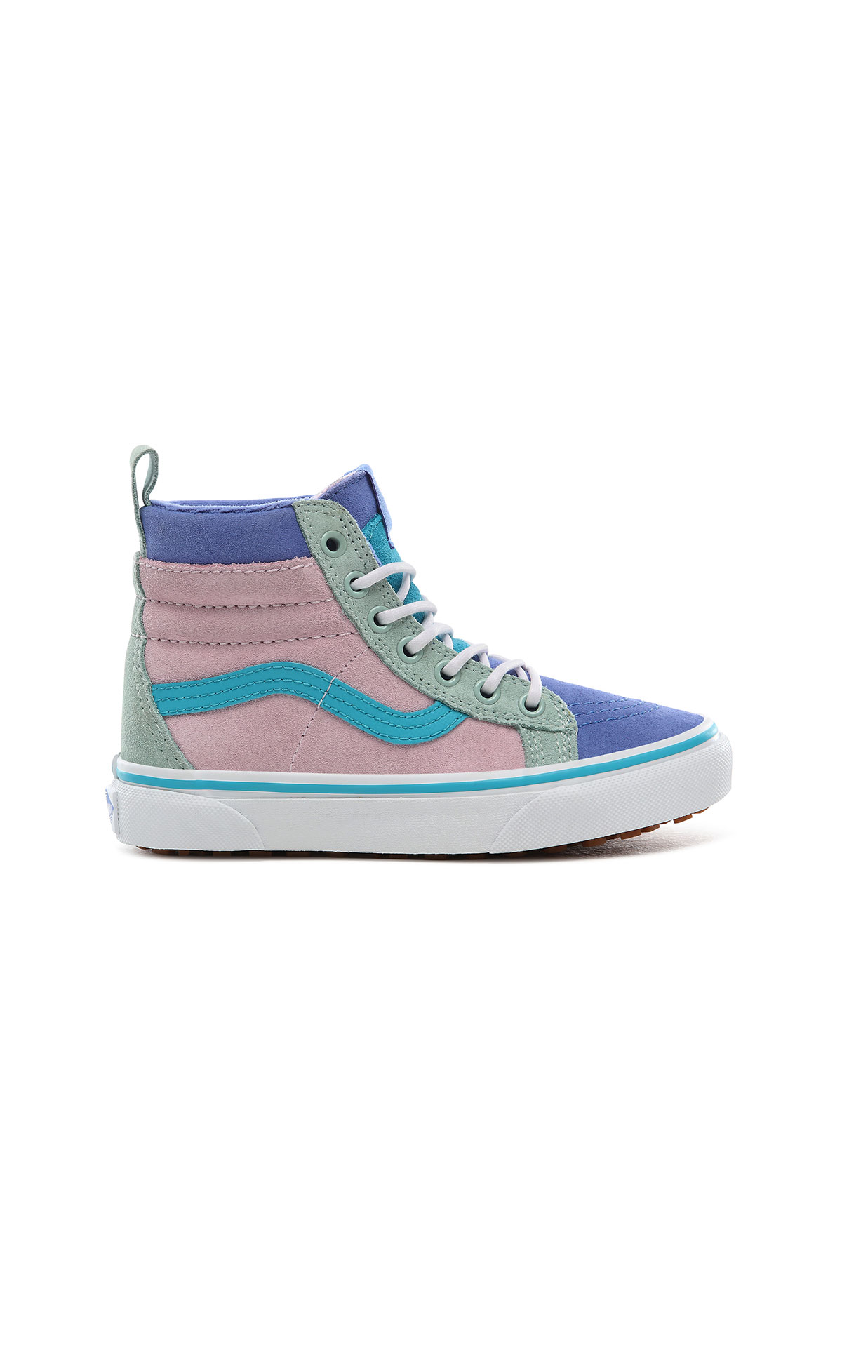 Vans UY sk8-hi MTE lilac snow kids from Bicester Village
